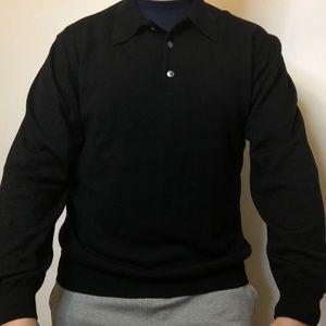 Marco Fiori black sweater
